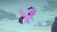 Twilight --you have to listen to me!-- S5E23