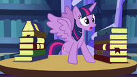 Twilight -I wanna do something- S5E16