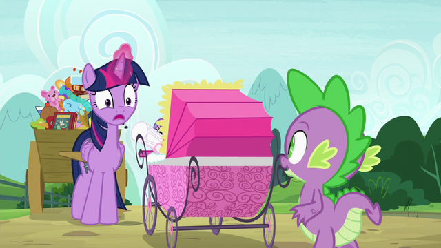 "File:Twilight Sparkle ""four and a half?!"" S7E3.png"