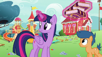 Twilight hears Toola Roola and Coconut Cream S7E14
