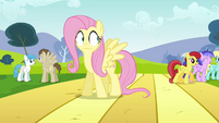 Worried Fluttershy S2E22