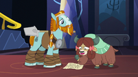 Yona -brave and strong as yak!- S8E21