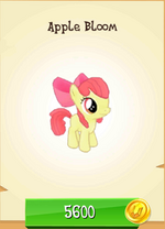 Apple Bloom MLP Gameloft