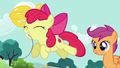 Apple Bloom takes balloon goldfish with her teeth S5E19.png