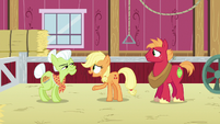 Applejack --you're needed at the hospital-- S6E23