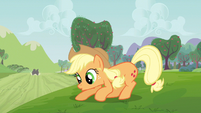 Applejack make my move S3E8