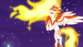 Daybreaker cackling and clapping her hooves S7E10.png