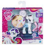 Explore Equestria Magical Scenes Rarity packaging