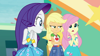 "Fluttershy ""how many people will be watching"" EGROF"