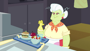 Granny Smith the lunch lady EG