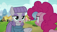 "Maud ""hundreds of them in the gem cave"" S7E4"