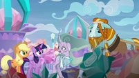 Mistmane -I know I'm where I belong- S8E21