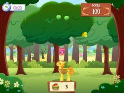 Mlp app - apple picking