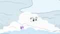 Pinkie Pie and Gummy covered in snow S7E11.png