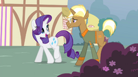 Rarity 'I, I can't even describe' S4E13