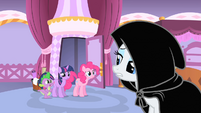 Rarity in a black cloak S1E20