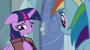 S06E13 Twilight żałuje, że nie może pojechać na konwent