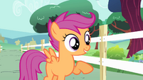 Scootaloo -live together as friends- S4E05