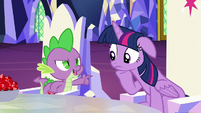 Spike --you ARE jealous!-- S5E22