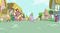Spike stops walking S4E23