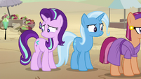 Starlight and Trixie start to feel awkward S8E19