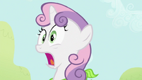 Sweetie Belle 'You okay' S2E05
