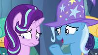 Trixie --you don't need magic-- S6E26
