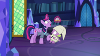 "Twilight ""ask me another one"" S9E16"