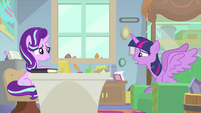 "Twilight Sparkle ""they're everywhere!"" MLPS4"