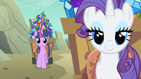 Twilight can't wait to write S1E19