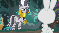 "Zecora ""if you were to both apologize"" S9E18"