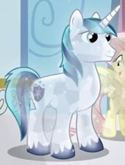 180px-Shining Armor Crystal Pony ID S3E02