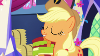 "Applejack ""nope, just old!"" S5E3"