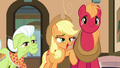 "Applejack ""try to tone it down"" S4E09.png"