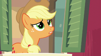 "Applejack ""wish I could"" S6E10"