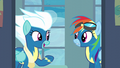Fleetfoot encouraging Rainbow Dash S6E7.png