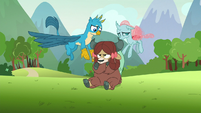 Gallus and Ocellus drop Yona S8E25