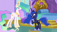 "Luna ""use some real-world downtime"" S9E13"
