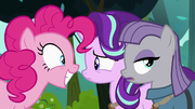 Maud Pie groaning with frustration S7E4