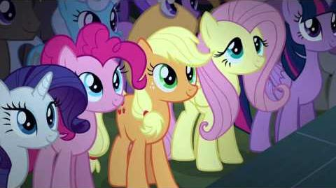 My Little Pony Friendship is Magic - Equestria, the Land I Love (Reprise) Ukrainian