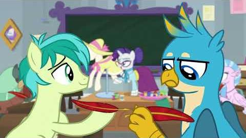 My Little Pony Friendship is Magic - School of Friendship Ukrainain in STEREO