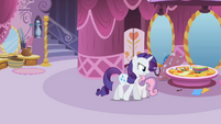 "Rarity ""Not what I meant"" S2E05"