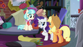 "Rarity ""the map wouldn't have chosen just Applejack and me"" S5E16.png"