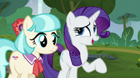 "Rarity ""we've still got plenty of time"" S5E16"