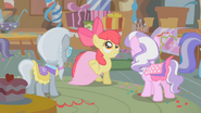 S01E12 Diamond i Silver słuchają Apple Bloom