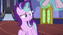 Starlight Glimmer --what's going on-!-- S6E21
