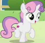Sweetie Belle ID S5E18