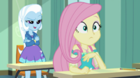 Trixie still doesn't believe Fluttershy EGDS10