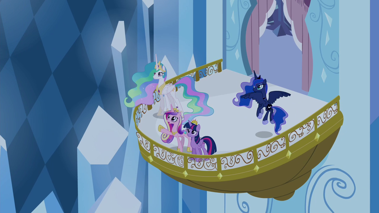 Twilight's Kingdom - Part 1 | My Little Pony Friendship is