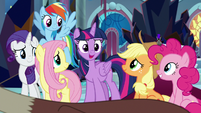 "Twilight ""the six of us working together!"" S9E2"